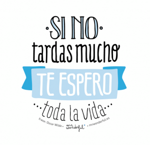 Tipografía Mr. Wonderful Gratis