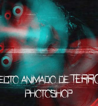 tutorial de terror photoshop