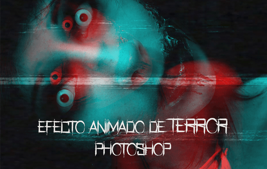 tutorial de terror photoshop