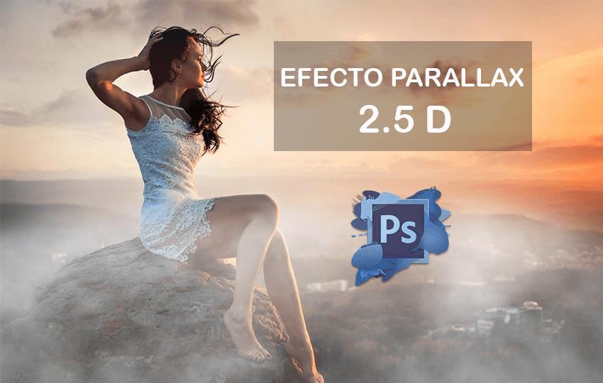 efecto Parallax Photoshop
