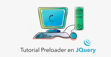 preloader con JQuery