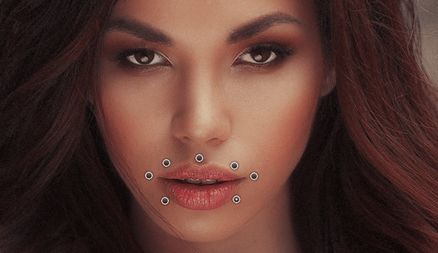 expresiones faciales en Photoshop
