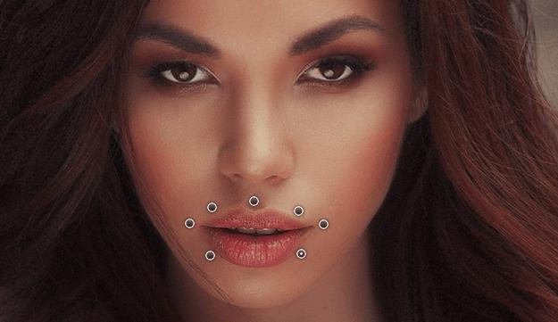 expresiones faciales en Photoshop