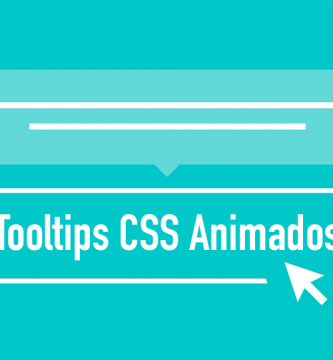 tooltips css animados