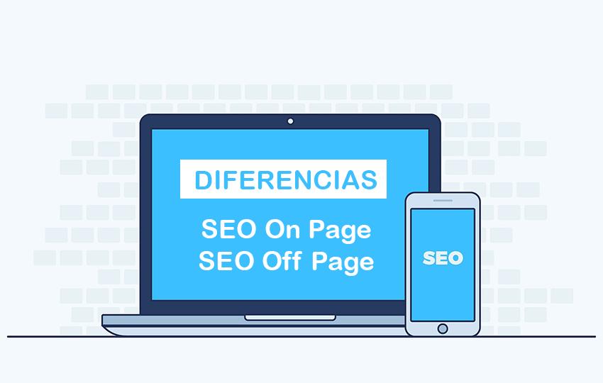 Diferencias entre SEO On Page y Off Page