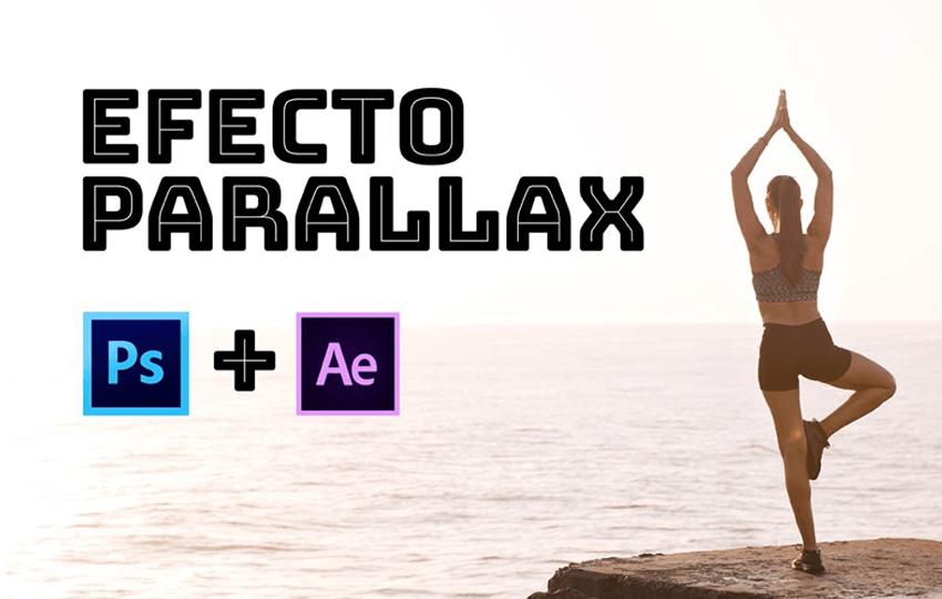Efecto Parallax con After Effects y Photoshop