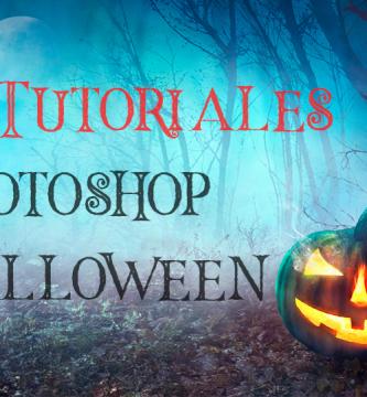 Tutoriales de Photoshop para Halloween