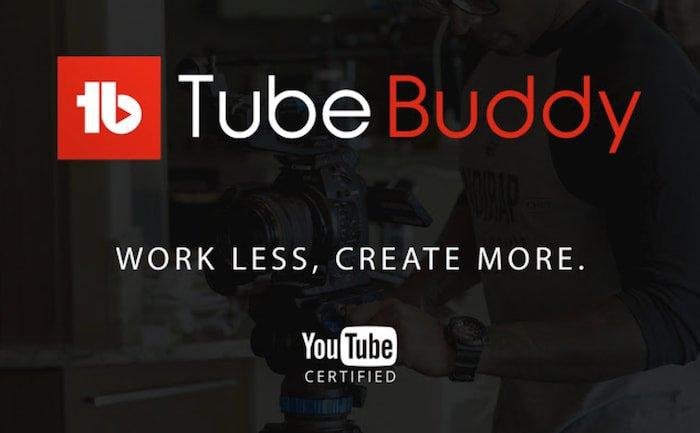 Herramientas SEO para Youtube - TubeBuddy for Youtube