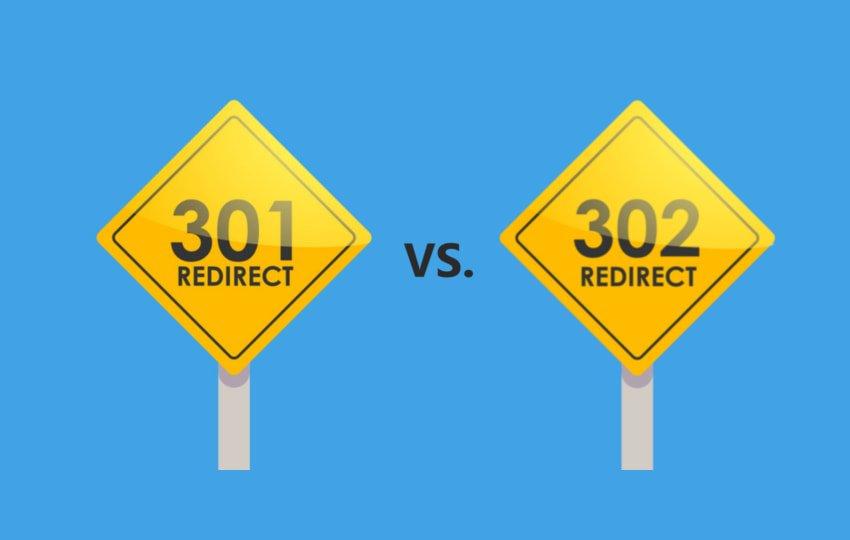 Redirecciones 301 y 302