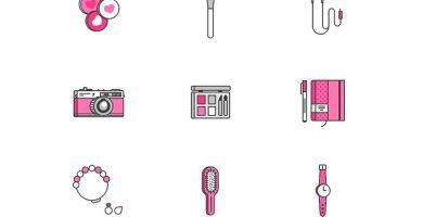 Plantillas e iconos para historias destacadas en Instagram
