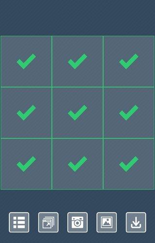 Seleccionar Grids de fotos para Instagram