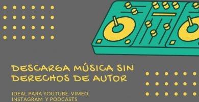 Música sin derechos de autor