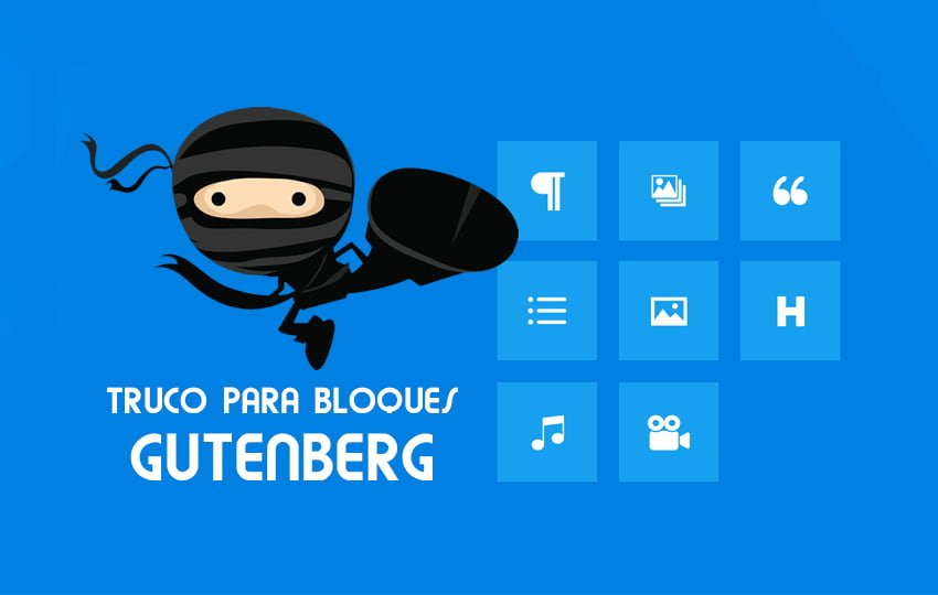 ocultar bloques en Gutenberg Wordpress