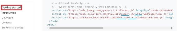 Cómo saber la versión para incluir Bootstrap en WordPress