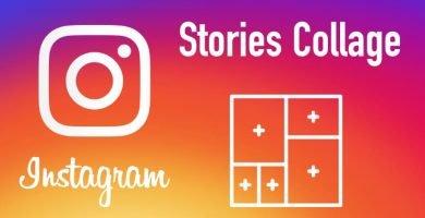 Collage en las Historias de Instagram