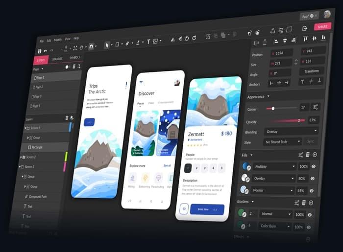 Gravit Alternativa a Adobe Illustrator