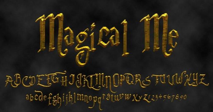 Magical Me Letra Harry Potter