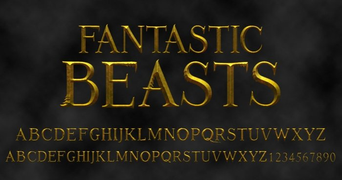 BESTIAS FANTASTICAS HARRY POTTER