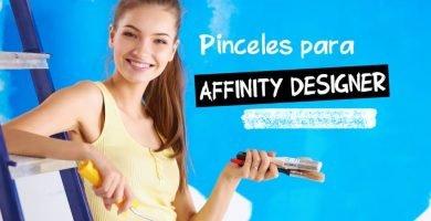Pinceles para Affinity Designer