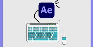 Atajos de Teclado en After Effects