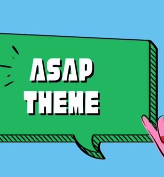 Asap Theme Plantilla Wordpress para Nichos